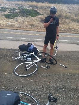 Broken rim