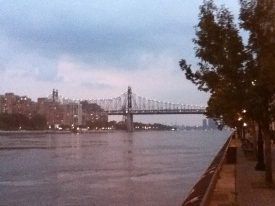 East Side River Run